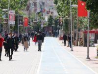 Türkiye'de Kovid-19'dan İyileşen Hasta Sayısı 133 Bin 400'e Yükseldi