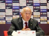 TFF Başkanı Özdemir: 'Fenerbahçe Tarafından Konunun Saptırılması Asıl Rezalettir'