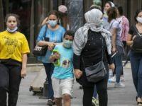 DSÖ'den Ülkelere 'Halka Açık Alanlarda Maske Takılsın' Tavsiyesi