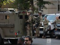 ABD Savunma Bakanlığı Askerleri Washington DC Bölgesinden Çekiyor