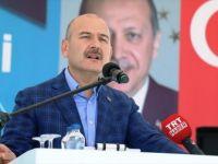 İçişleri Bakanı Soylu'dan 'Darbe' Sözü Üretilmeye Çalışıldığı Vurgusu