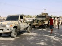 Libya Ordusu Sirte'nin Batısında Kontrolü Sağladı