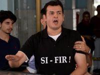 """""""Rıza şarlatanına darbe yapan polisim!"""""""