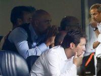 Saraçoğlu Stadı'nda hocalar birbirine girdi!