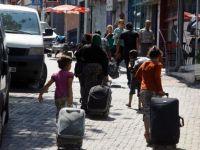 Suriyeli Kürtler Rojava'ya dönüyorlar!