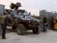 Kobani'ye 24 ton silah ve mühimmat!