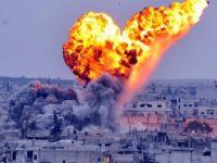 ABD uçakları, Türkiye sınırını böyle vurdu!
