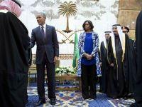 Obama ziyaretinde çıldırtan olay!