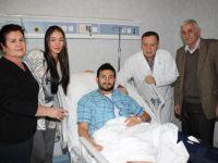 Koray Çölgeçen, İzmir'de ameliyat oldu