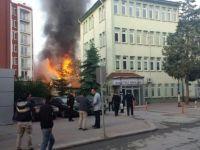 Kütahya'da patlama! Çok sayıda ambulans sevk edildi
