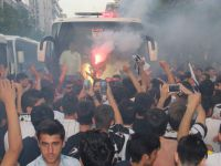 Manisa'da şampiyonluk kutlamaları