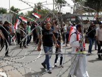 Irak'ta Parlamento'ya baskın