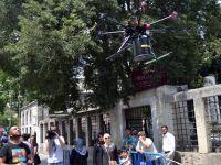 """""""Drone Ramazan Davulu"""" üretildi!"""