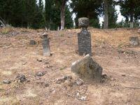 Çanakkale'de şehit mezarları ortaya çıktı