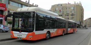 Şoförle tartıştı, belediye otobüsünün anahtarını çaldı!