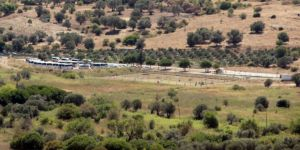Foça'daki askeri üsse büyük operasyon