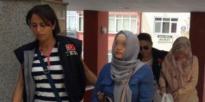 İzmit'te FETÖ'cü 2 kadın tutuklandı
