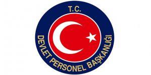 Devlet Personel Başkanlığı'ndan KPSS'yle ilgili açıklama
