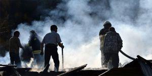 Bağdat'ta hastanede çıkan yangında 11 bebek hayatını kaybetti!