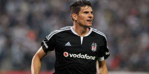 Mario Gomez'den Beşiktaş'a teşekkür