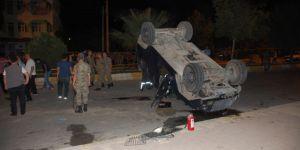 Adıyaman'da otomobil ile zırhlı araç çarpıştı! 1 şehit, 2 ağır yaralı