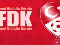 PFDK'dan Fenerbahçe ve Medipol Başakşehir'e Para Cezası
