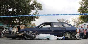 Konya'da Otomobil İle Motosiklet Çarpıştı: 1 Ölü