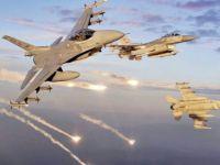 Türk Jetleri Kandil'e Bomba Yağdırdı: ''TSK: 13 Terörist Öldürüldü''