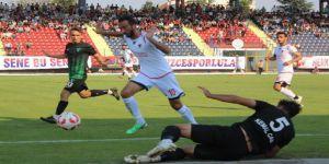 Ziraat Türkiye Kupası 1.Tur'da Düzcespor, Kocaelispor'u mağlup etti!