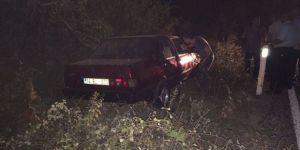 Bartın, Kozcağız'da Trafik Kazası: 1 Yaralı