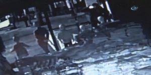 Hırsızlık çetesi kamerada