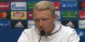 Andreas Beck: ''Hakemin Verdiği Penaltı Kararı Tamamen Yanlış''