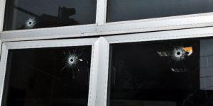 AK Parti İlçe Binasına Silahla Saldıran Şüpheli Yakalandı