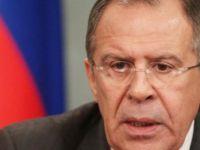 Rusya Dışişleri Bakanı Lavrov: ''İran, Suriye Sorunu Çözümünden Dışlanamaz''