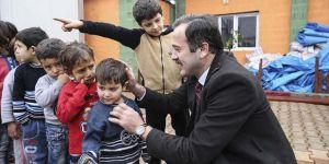 'Reis' Ekibinden Suriyelilere İnsani Yardım