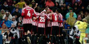Athletic Bilbao Kupada Barcelona'yı devirdi