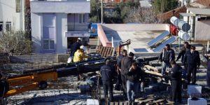 Antalya'da Vinç Kazası: Hasan Eslek Hayatını Kaybetti