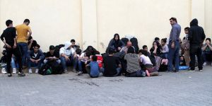 Midilli Adası'ndaki Sığınmacıların Dramı Bitmiyor!