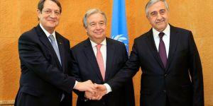 Guterres: Kıbrıs İçin kalıcı çözüm amaçlıyoruz