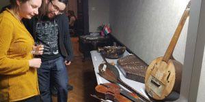 Budapeşte'deki Yunus Emre Enstitüsü'nde Ut Konserine Büyük İlgi