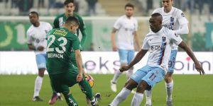 Trabzonspor 2-1 Bursaspor