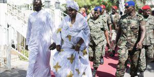 Gambiya'da şok istifa : Nije-Saidy görevi bıraktı