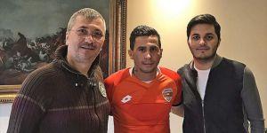 Adanaspor, Reynaldo'yu Transfer ettiğini açıkladı