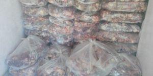 Tarsus'ta 1,5 Ton Kaçak Et Ele Geçirildi