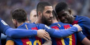 Barcelona, Athletic Bilbao'yu 3-0 Mağlup Etti