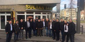 Yenice ŞirinKöylüler Almanya'da Bir Araya Geldi