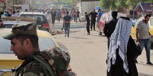 Bağdat'ta Patlama: 2 Ölü 7 Yaralı