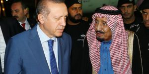 Erdoğan'dan Riyad temasları
