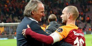 Galatasaray'da Jan Olde Riekerink Dönemi Sona Erdi