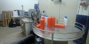İkitelli'de Sahte Şampuan Operasyonu